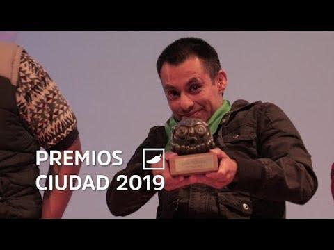 Así se puso la cuarta edición de los #PremiosCiudad2019