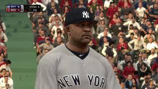 【ヤンキース】#105 VS ボストン・レッドソックス(Boston Red Sox)【MLB The Show 18】