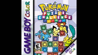 Pokémon Puzzle Challenge - Menu Theme [Unused]