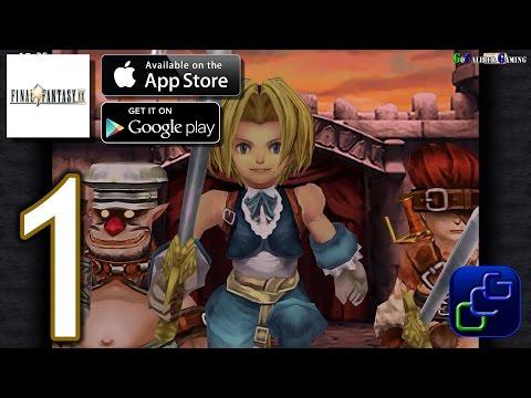 Final Fantasy IX Android iOS Walkthrough - Gameplay Part 1