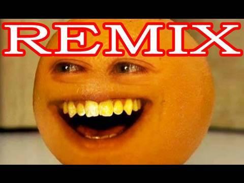 The Annoying Orange REMIX! (Now on iTunes!)