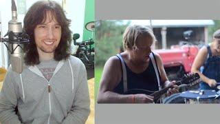 British guitarist analyses AC/DC'S Thunderstruck... BLUEGRASS style!!!