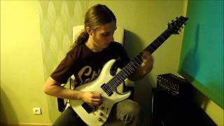 Andy James Guitar Academy Dream Rig Competition - Michał Stanoch