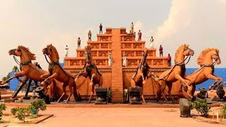 Bahubali Sets In Ramoji Film City