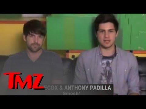 Smosh Interview on TMZ Live | TMZ