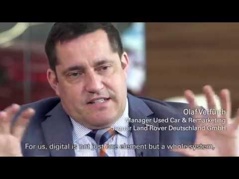VISI/ONE & Jaguar Land Rover launch Digital Pricing Innovation