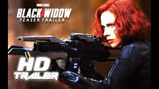 TRAILER BLACK WIDOW 2020 - ¿FECHA REVELADA?