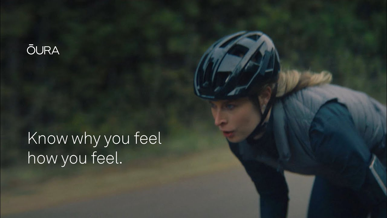 Know why you feel how you feel. | Oura