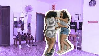 SALSA AND SPAGHETTI IN CUBA