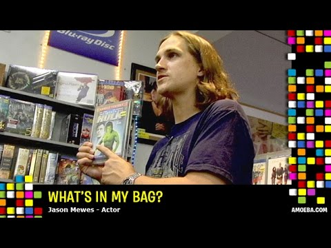 Jason Mewes  What's In My Bag?