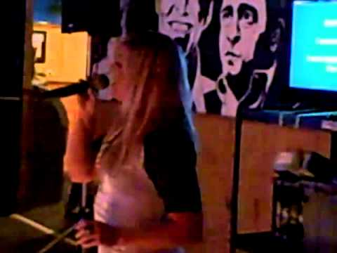 The Bud Light Platinum Karaoke Contest The Island,  Clear Lake, IA