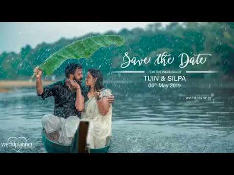 VIRAL SAVE THE DATE VIDEO TIJIN + SILPA