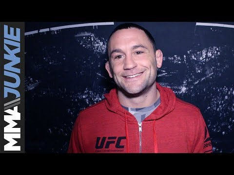 Frankie Edgar Believes He's Still Next For Max Holloway, Eyes March Booking