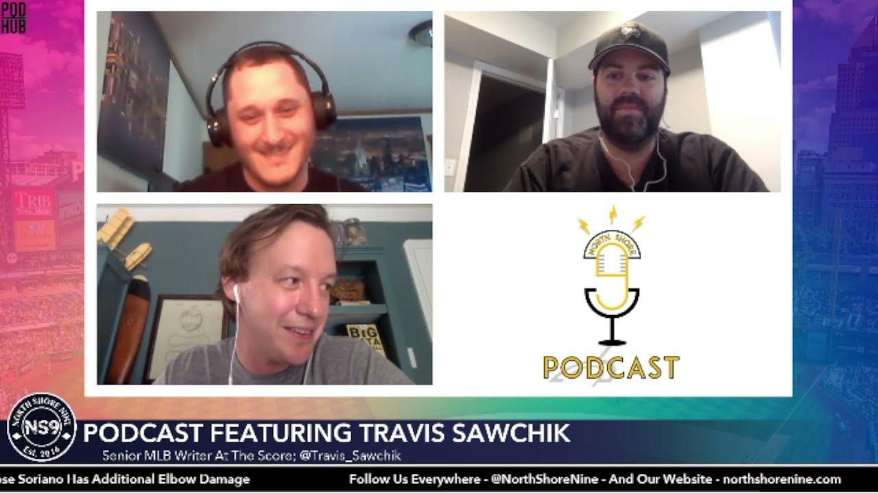 NS9 Podcast - A Sticky Subject With Travis Sawchik