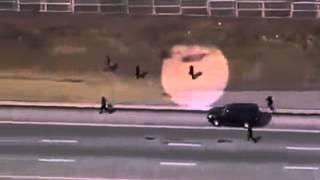 غاريث بيل يساعد الشرطة الأمريكية للقبض على المجرمين Chamakh Zemmora