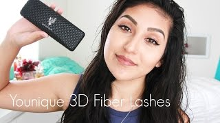 is it worth the hype younique 3d fiber lashes mascara review