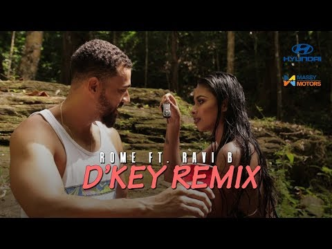 Rome feat Ravi B- D-Key REMIX (Official Music Video) 2018 Soca Chutney
