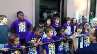 Oakland Youth Chorus at Pasta Pomodoro