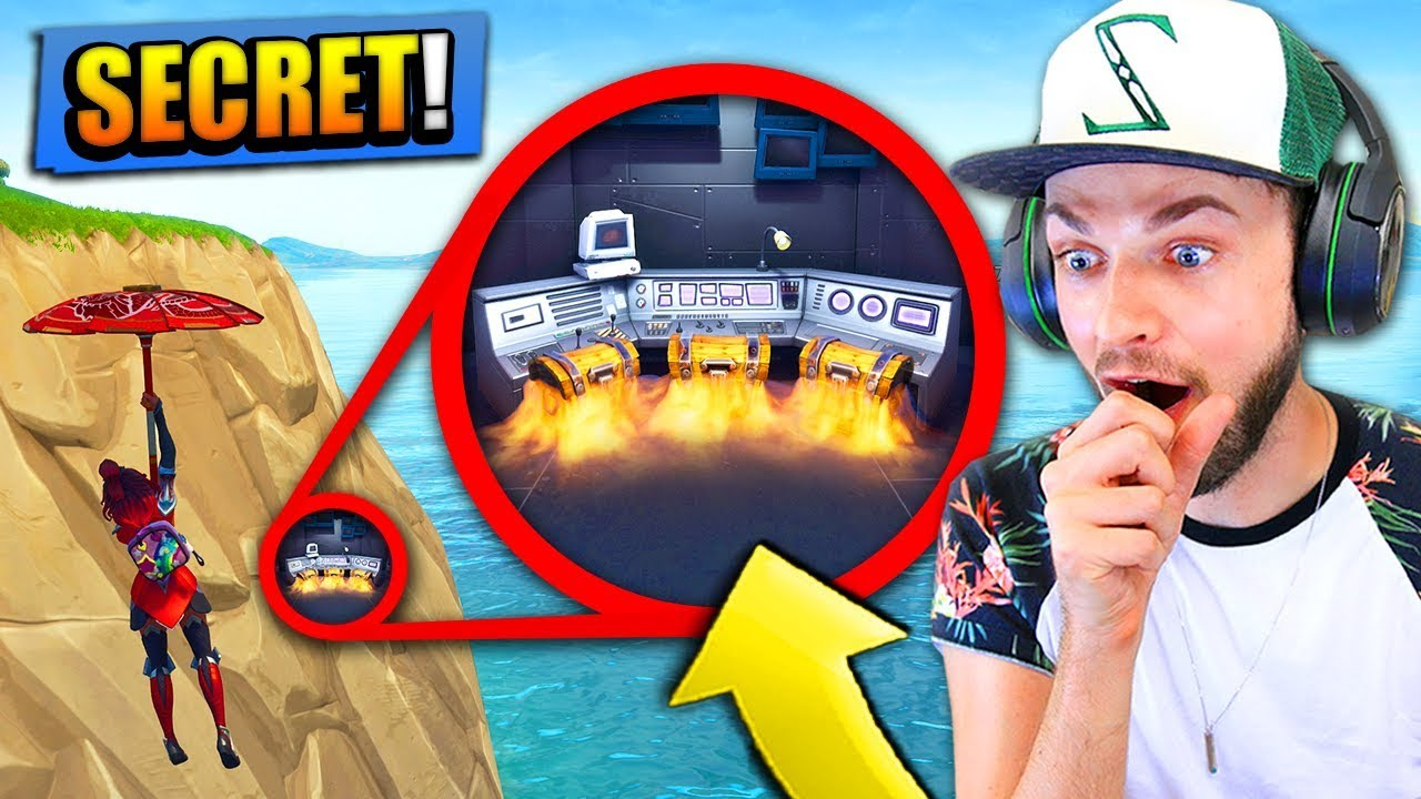 New Season 4 Secret Chests In Fortnite Battle Royale Must See