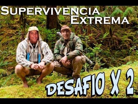 Supervivencia Extrema x2 - YouTube