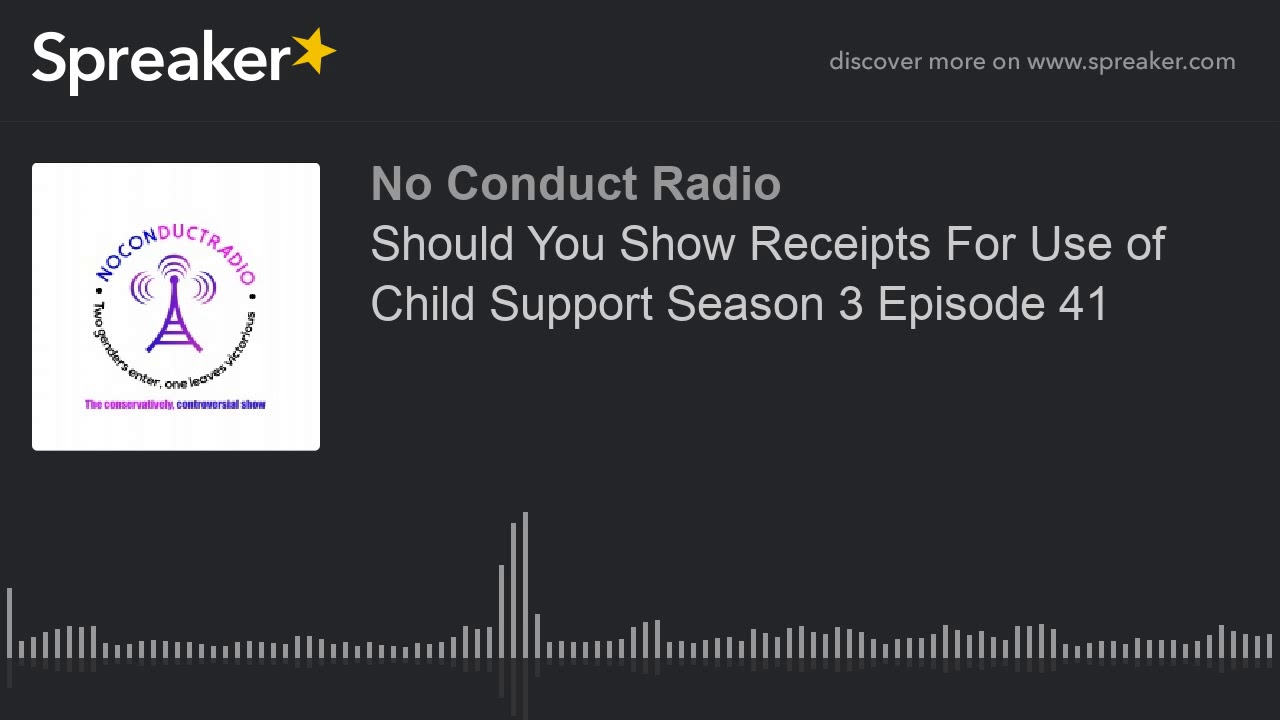 Download Should You Show Receipts For Use of Child Support Season 3 Episode 41