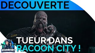 Gameplay de Nemesis dans Racoon City   Resident Evil Chapter   Dead by Daylight   #intothefog