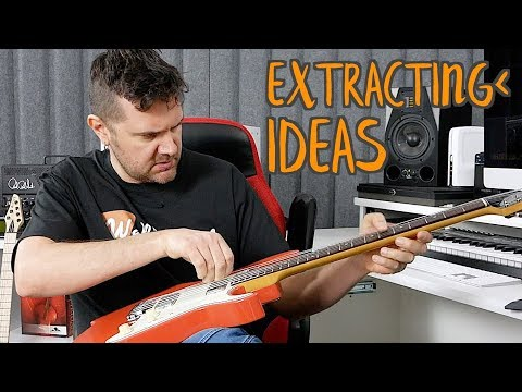 Extracting Musical Juice From Guitar Scale Shapes