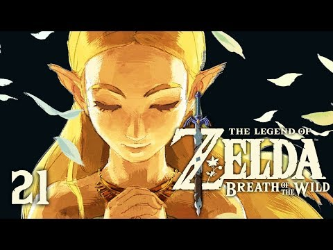 POWER UNLEASHED - Let's Play - The Legend of Zelda: Breath of the Wild - 21 - Walkthrough