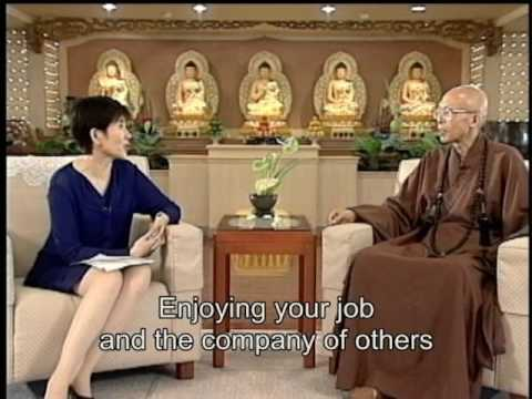 Why did Master Sheng Yen promote several four-fold movements?(GDD-1046)DVD