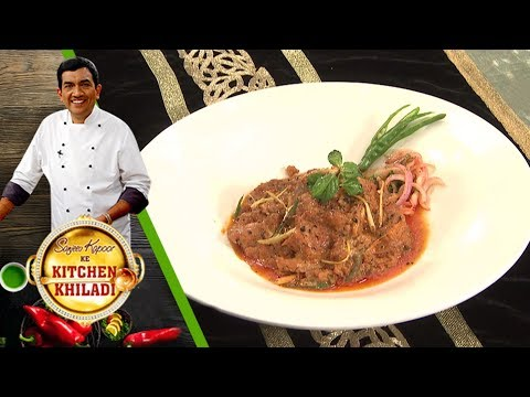 Sanjeev Kapoor Ke Kitchen Khiladi - Episode 26 - Chicken Tikka Masala