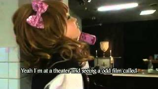 Japanese Psycho Gothic Lolita Movie  OFFICIAL TRAILER