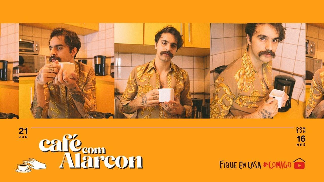 Café com Alarcon (ao vivo) - #FiqueEmCasa #Comigo