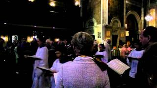 """""""That Easter Day With Joy Was Bright"""", St. Bartholomew's Church.MP4"""