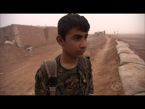 Syrians welcome U.S. Special Forces in ISIS fight