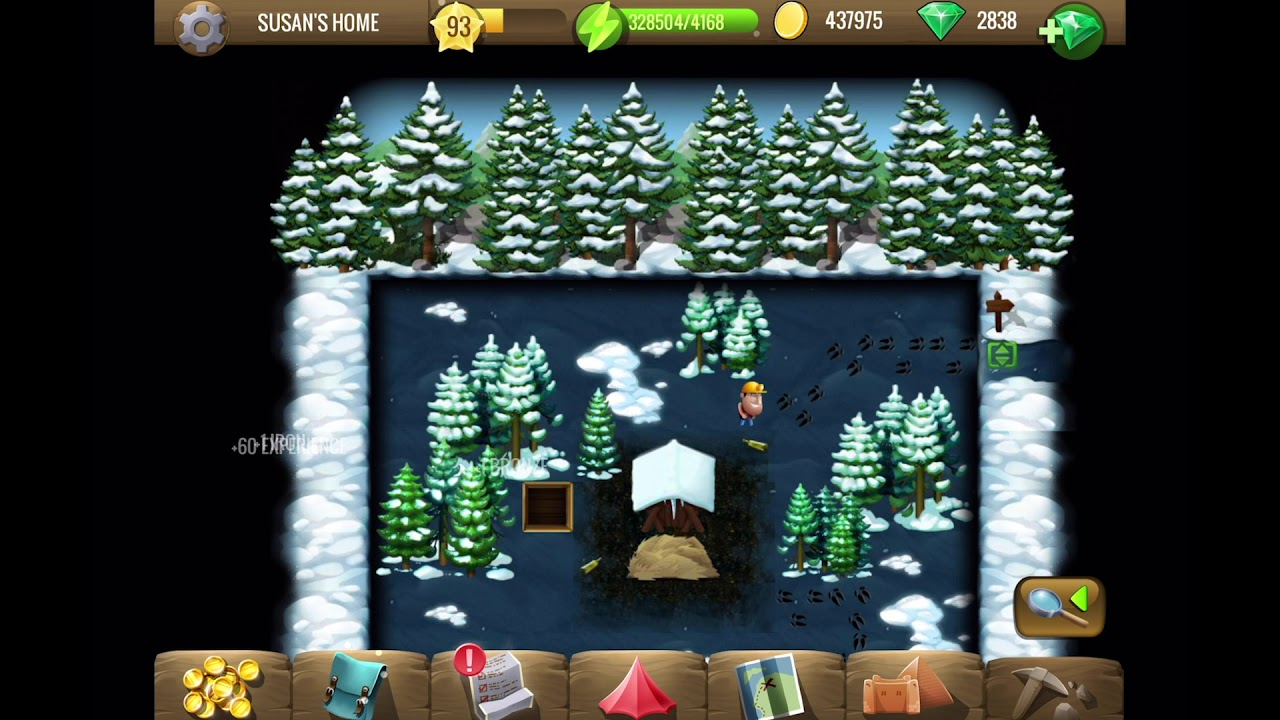 Diggys Adventure Christmas 2020 Susans Home MOBILE [~Christmas 2018~] #1 Susan's Home   Diggy's Adventure
