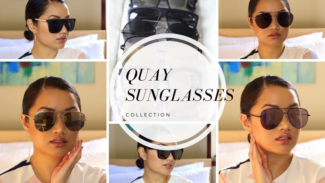 84bf30c64e8dd My Quay Sunglasses Collection