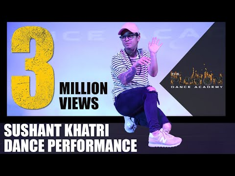 Sushant Khatri | Best Lyrical | Dance Performance HD | Bol Halke Halke | The Fusion | 30th June