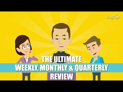 The Ultimate Weekly, Monthly & Quarterly Review