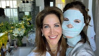 IN MY BATHROOM WITH NANETTE DE GASPE | TRINNY