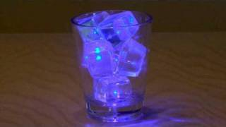 Weekend Project: LED Ice Cubes
