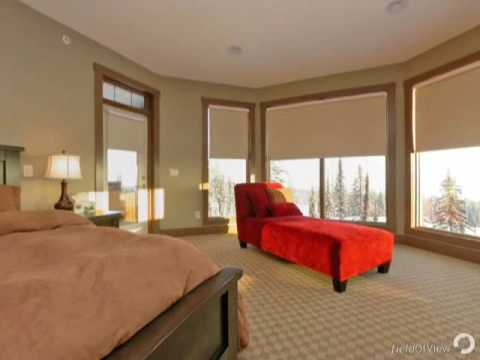 Timbers at Big White Resort Accommodations Penthouse Suite - Master Bedroom