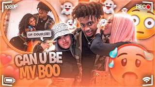 """CAN YOU BE MY BOO?👻😏""""Smoove Edition""""🎃 