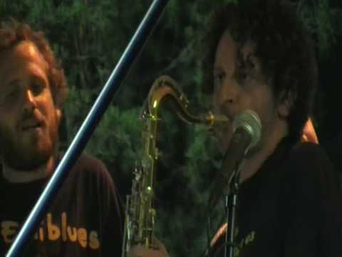 Guitar Crusher & Emiblues Band  Stand by Me Live