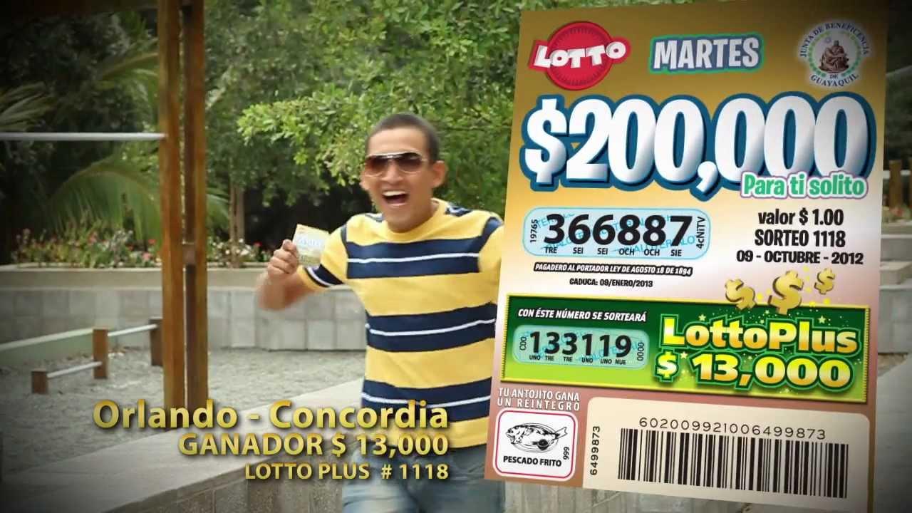 Ganadores De Loteria