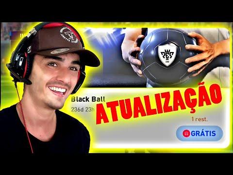 Vamos ganhar BLACK BALL grátis- Atualização v4.2.0- PES 2020 MOBILE - 동영상