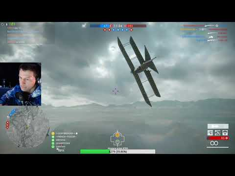 Battlefield 1 - Aimbot and aircraft hack : Reported (best co