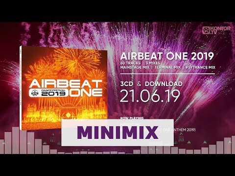 Airbeat One 2019 (Official Minimix HD)