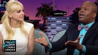 Tituss Burgess and Anna Faris Love Ratchet TV