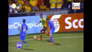 Herediano lidera el grupo B al empatar 1-1 ante Tigres