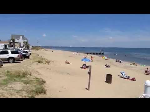Ocean View Beach Park, Norfolk, Virginia